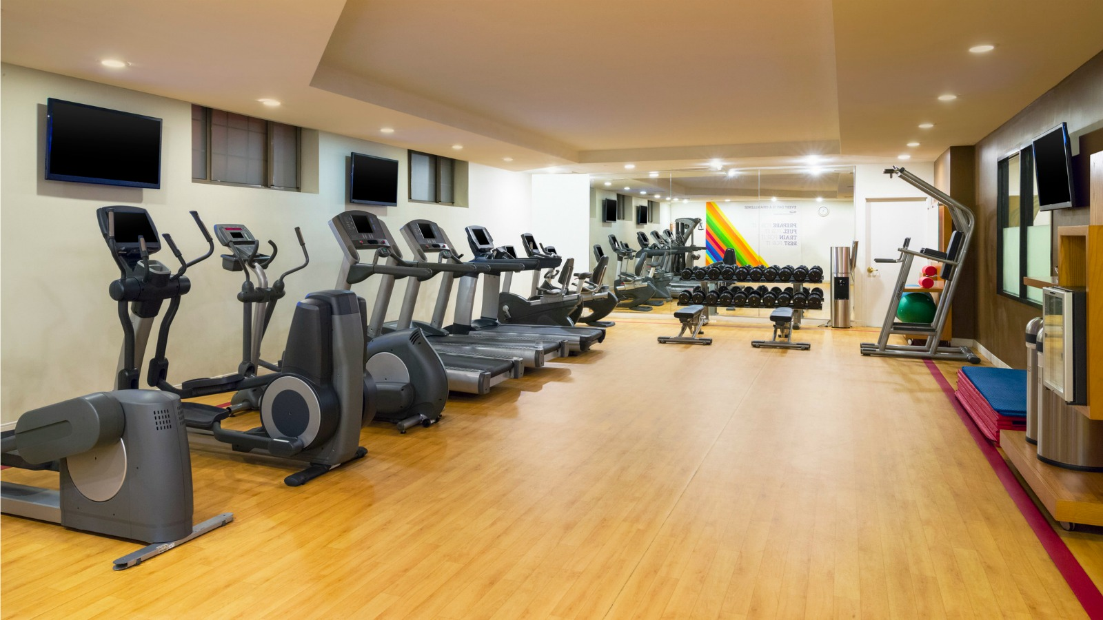 Hotel Features - Fitness Facility